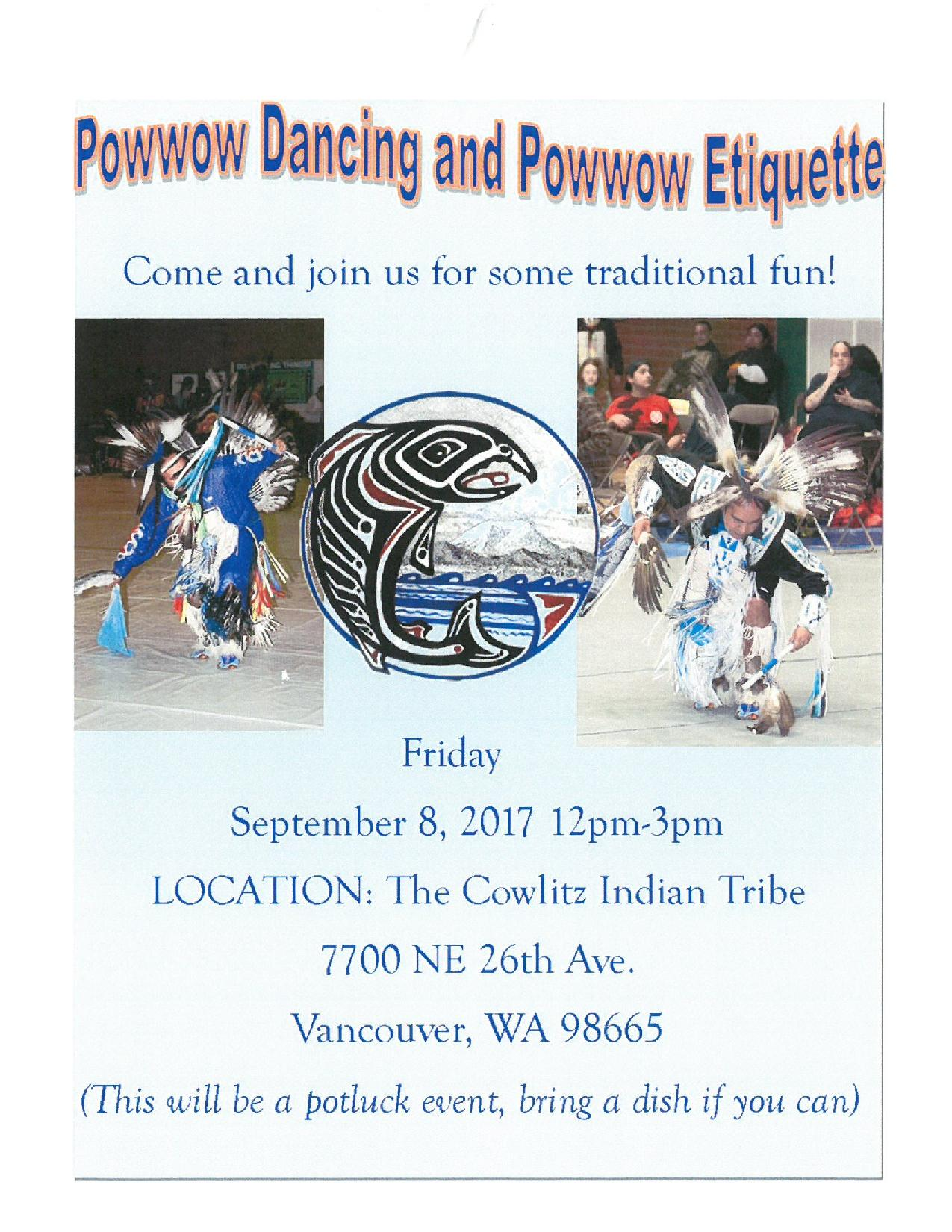 Pow wow dancing and etiquette page 001