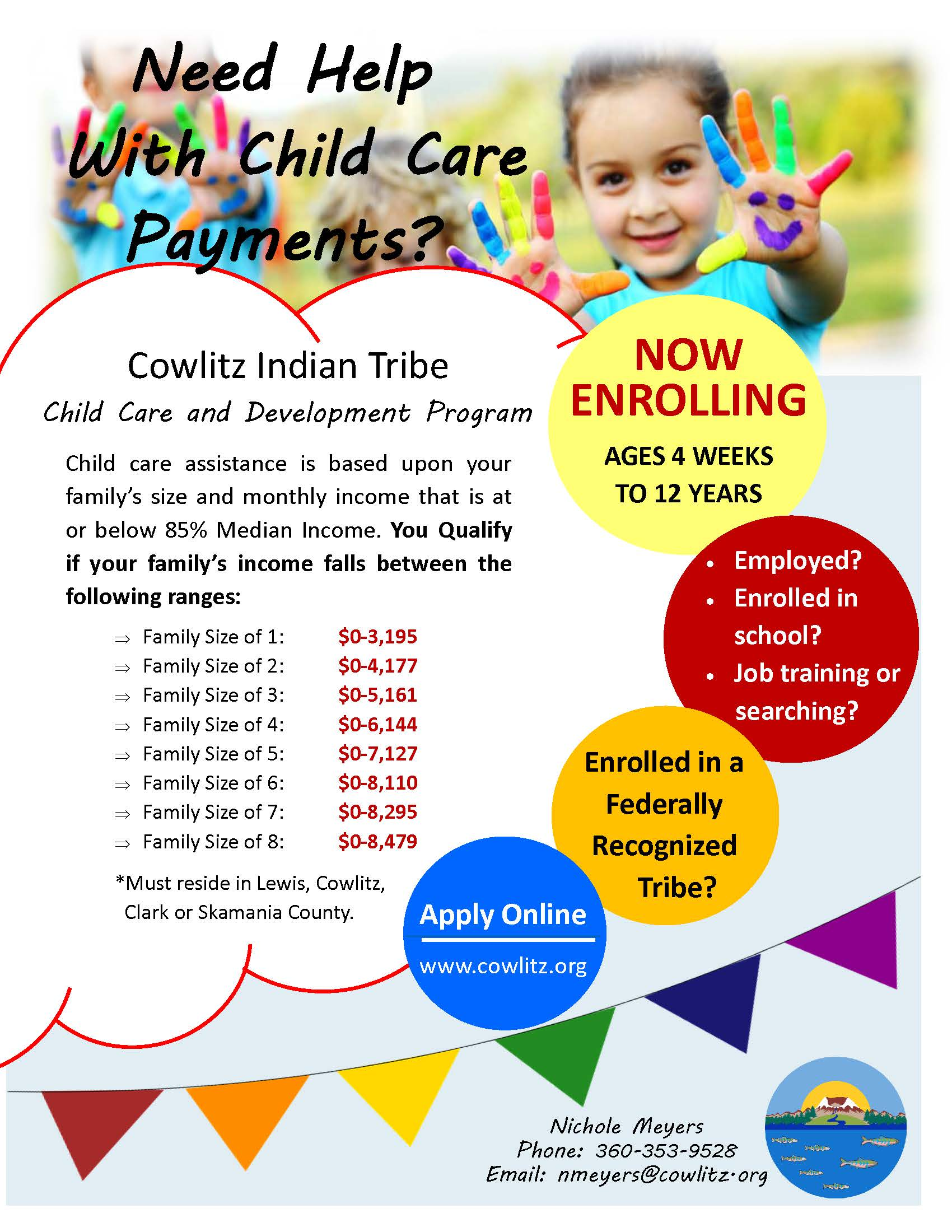 CCDP Flyer for Cowlitz Website 2018